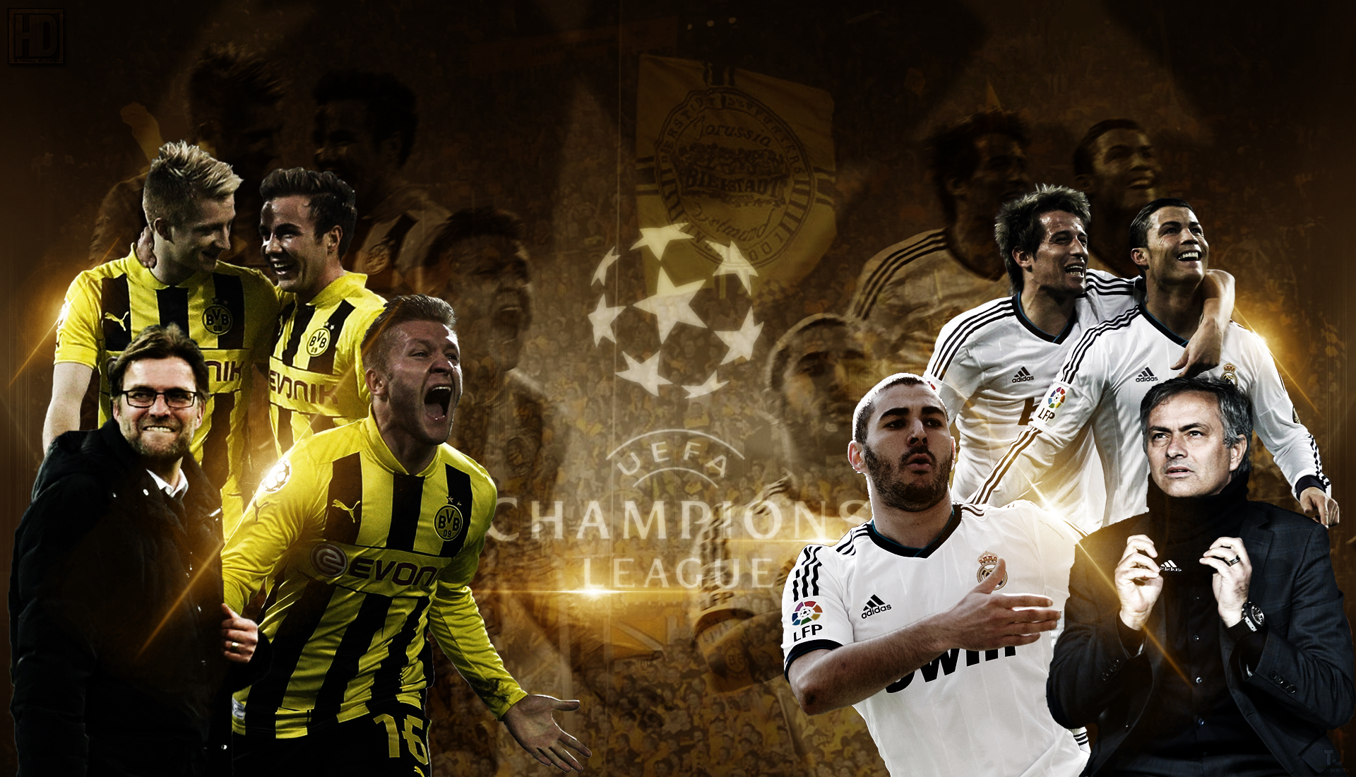 borussia dortmund real madrid